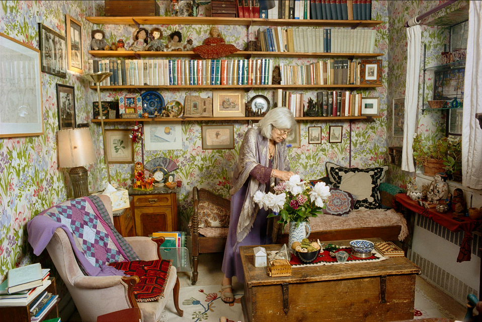 40 фотографий психоаналитиков в их кабинетах